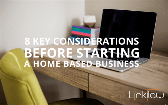 Starting a home based business in the UK