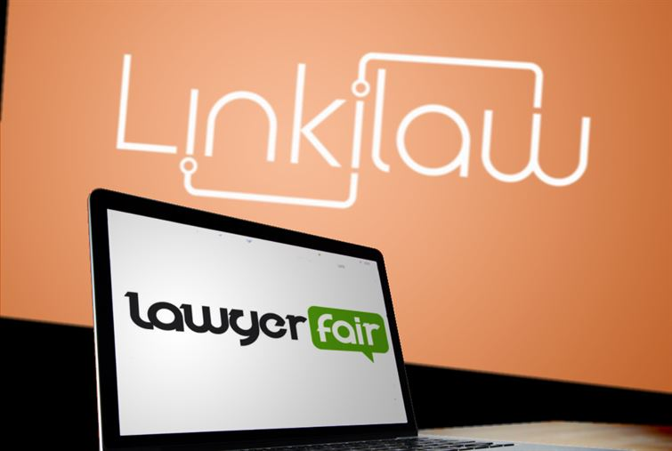 linkilaw buys lawyerfair