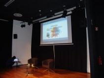 Palestra Biomateriais - logotipo vencedor