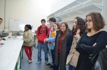 Dia 1 - Escola Secundária José Estêvão