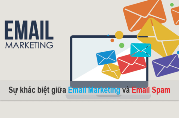email marketing và email spam