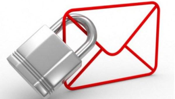 bảo mật email