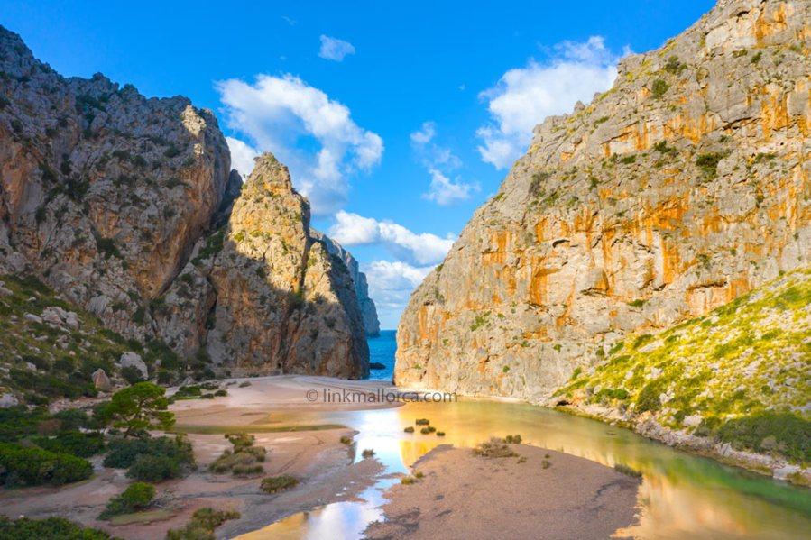 Torrent de Pareis Mallorca Sa Calobra