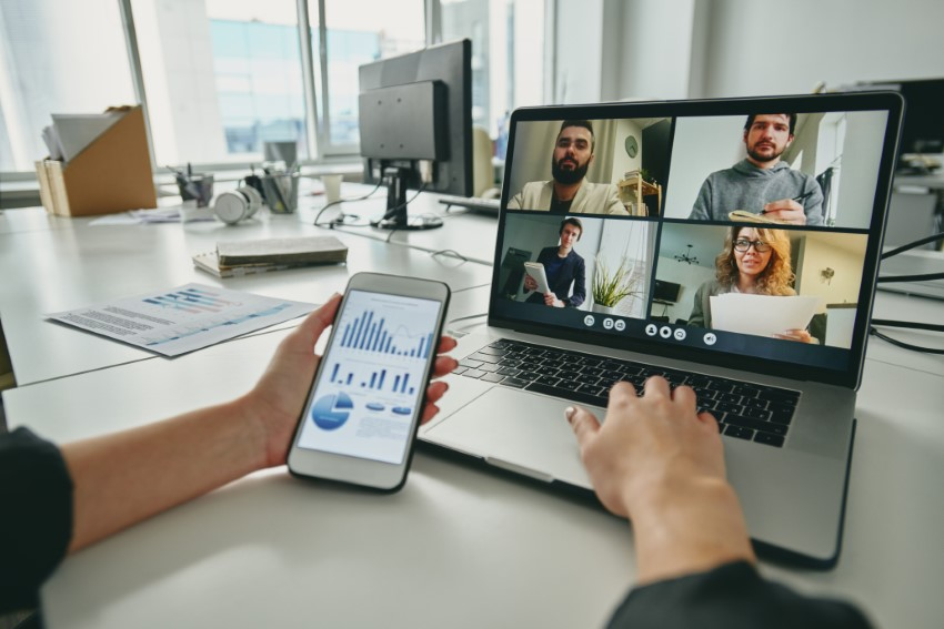 Virtual Meeting Etiquette Guide for Brands