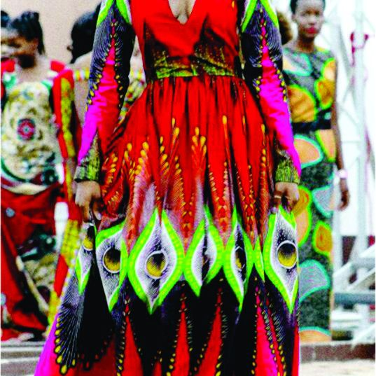 African print - A fashion adventure for designers