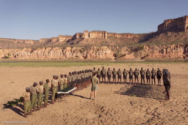 Gonarezhou Rangers – Endurance, strength, skill, wit and teamwork