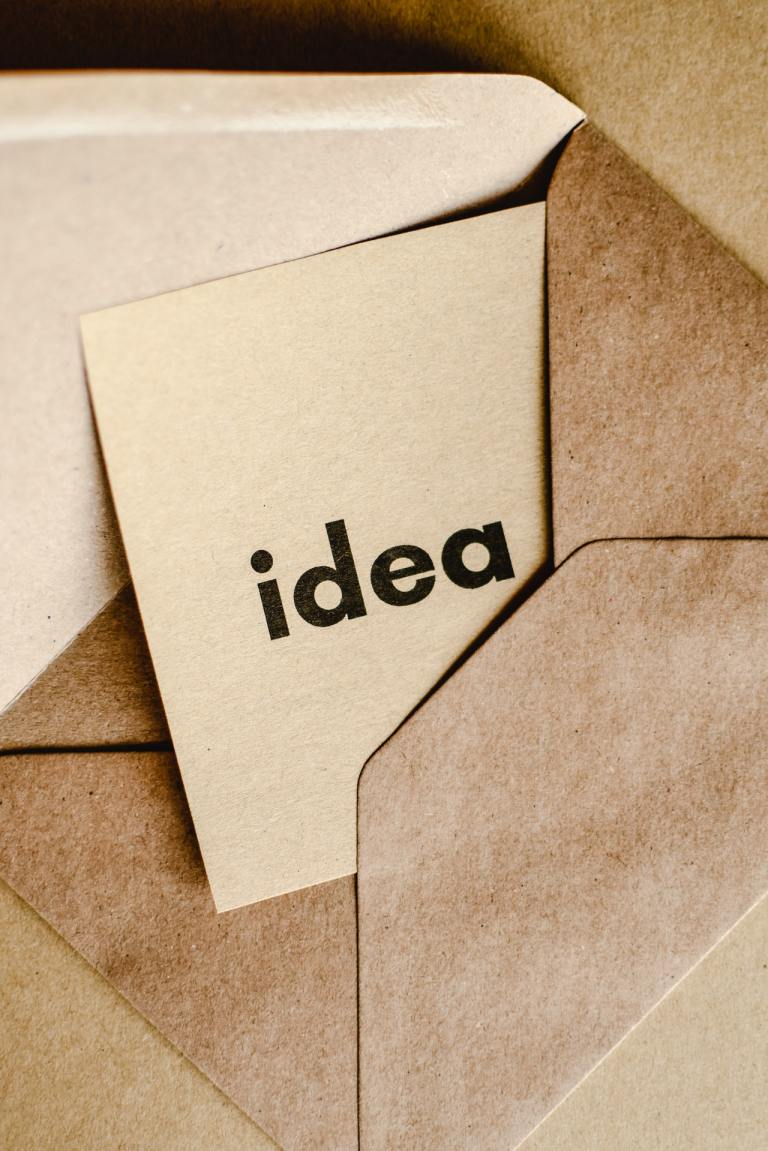 Write and post an idea with us