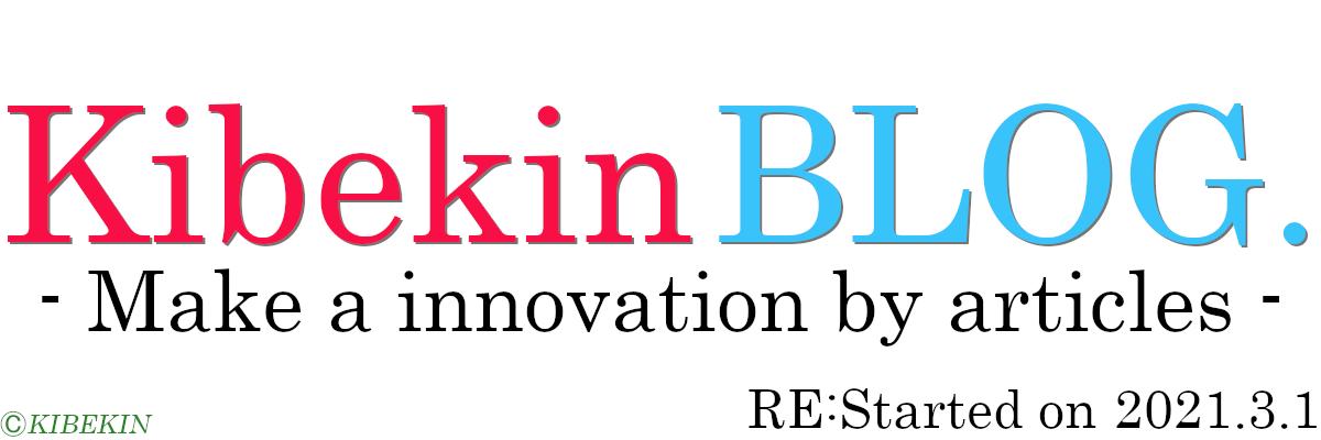 Kibekin BLOG. logo