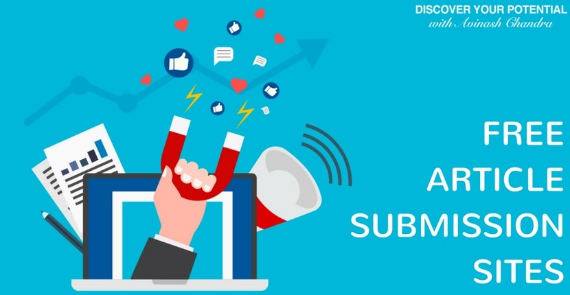 Top 10 Dofollow High Authority Article Submission Sites for 2017