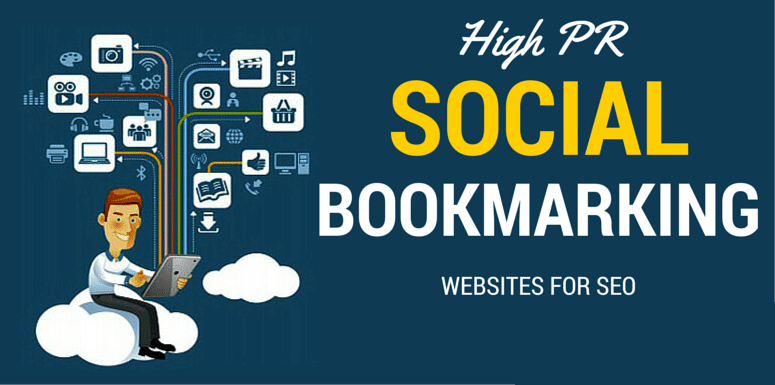 Bookmarking sites list