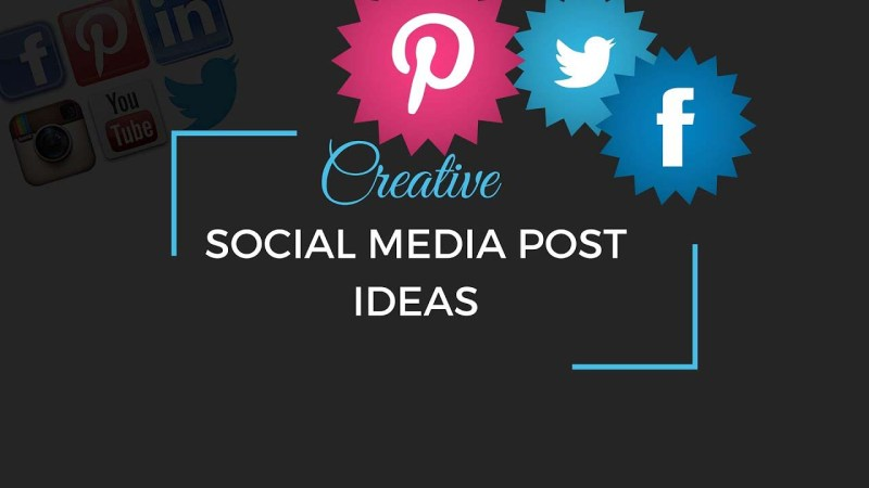 10 Content Ideas to Help You Post More on Social Media and Grow Your Following