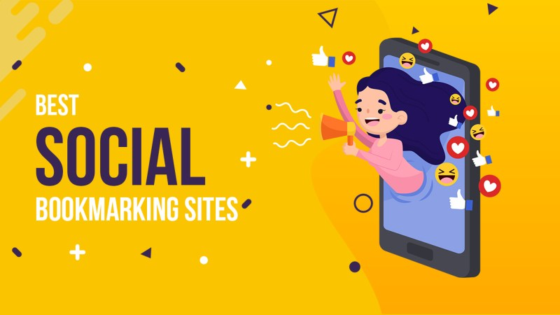 40+ High DA India Social Bookmarking Sites List 2020
