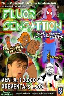 Afiche Fiesta SS2011