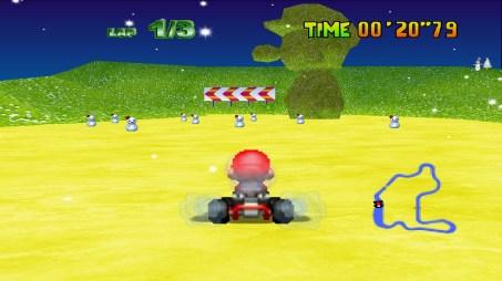 Mario Kart 64 (U) snap0008