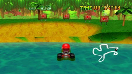 Mario Kart 64 (U) snap0016