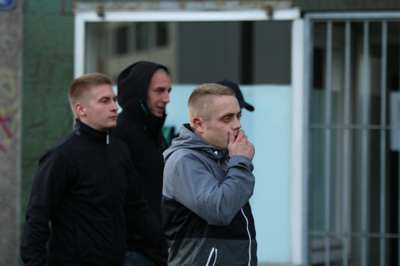Die Rechte Dortmund (rechts Christoph Drewer)