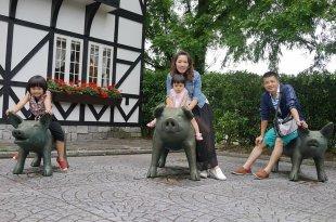 【親子遊】九州野生動物園
