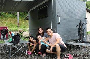 【親子遊】第六十露~6/24-6/25雨→晴天.宜蘭新開幕的溪河木營地