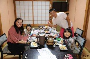 【親子遊】日本~淡路島令人驚豔的章魚料理in川長旅館