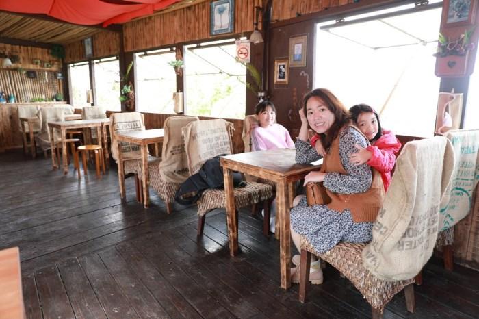 【親子遊】新竹~撒牧咖啡景觀餐廳(10Y&7Y)