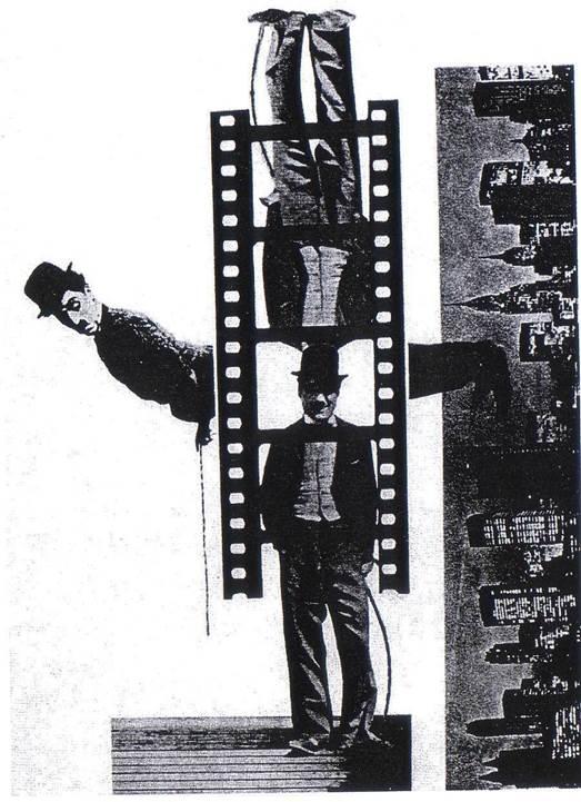M. Berman, Charlie III, 1928 (Poland)