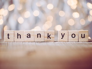 A Thankful Account Director