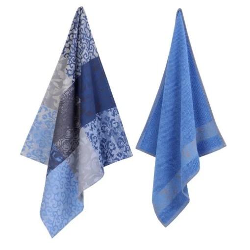 blauw-keukensetjes-handdoeken