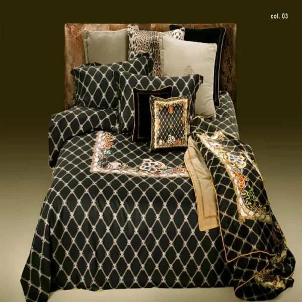 roberto-cavalli-bedding-beddengoed-dekbedovertrek-spider-black