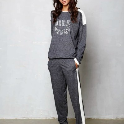pyjama-girlpower-grijs-rebelle-dames-meiden