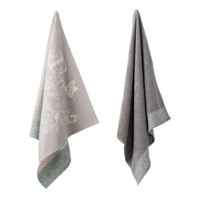 keukendoeken-elias-keukentextiel-katoen-linnen-love-groen-grijs-klassiek