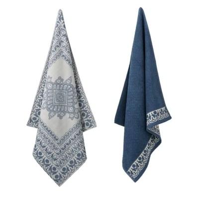 keukendoek-elias-keukenset-tile-blue-blauw-kwaliteit-afdrogen-keukengoed-wassenop60graden