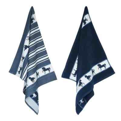 elias-handdoeken-paard-blauw-wit