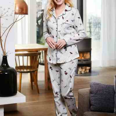 slaapkledij-dames-grote-maten-pyjama-pastunette-libel
