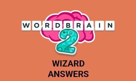 Wordbrain 2 Wizard Answers