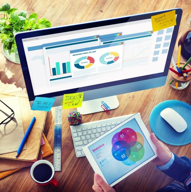 web marketing management