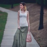 Maxi Skirt Summer Vibes