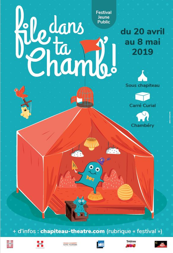 LinoLino | Linogravure et créations à partir d'impressions artisanales | Chambéry, France | Atellier pour enfants au festival File Dans Ta Chamb 2019
