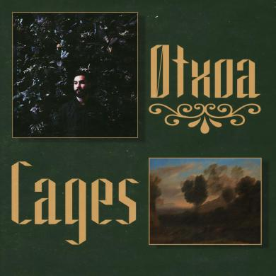 Alexander Otxoa Cages Album Cover