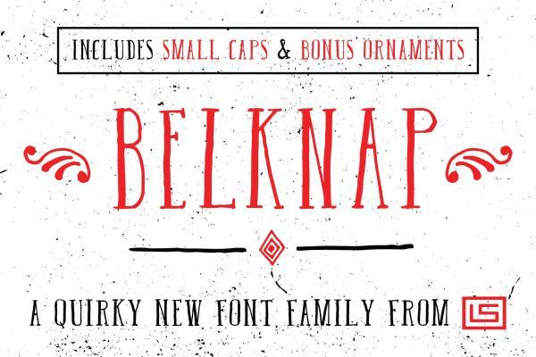 Belknap Cover