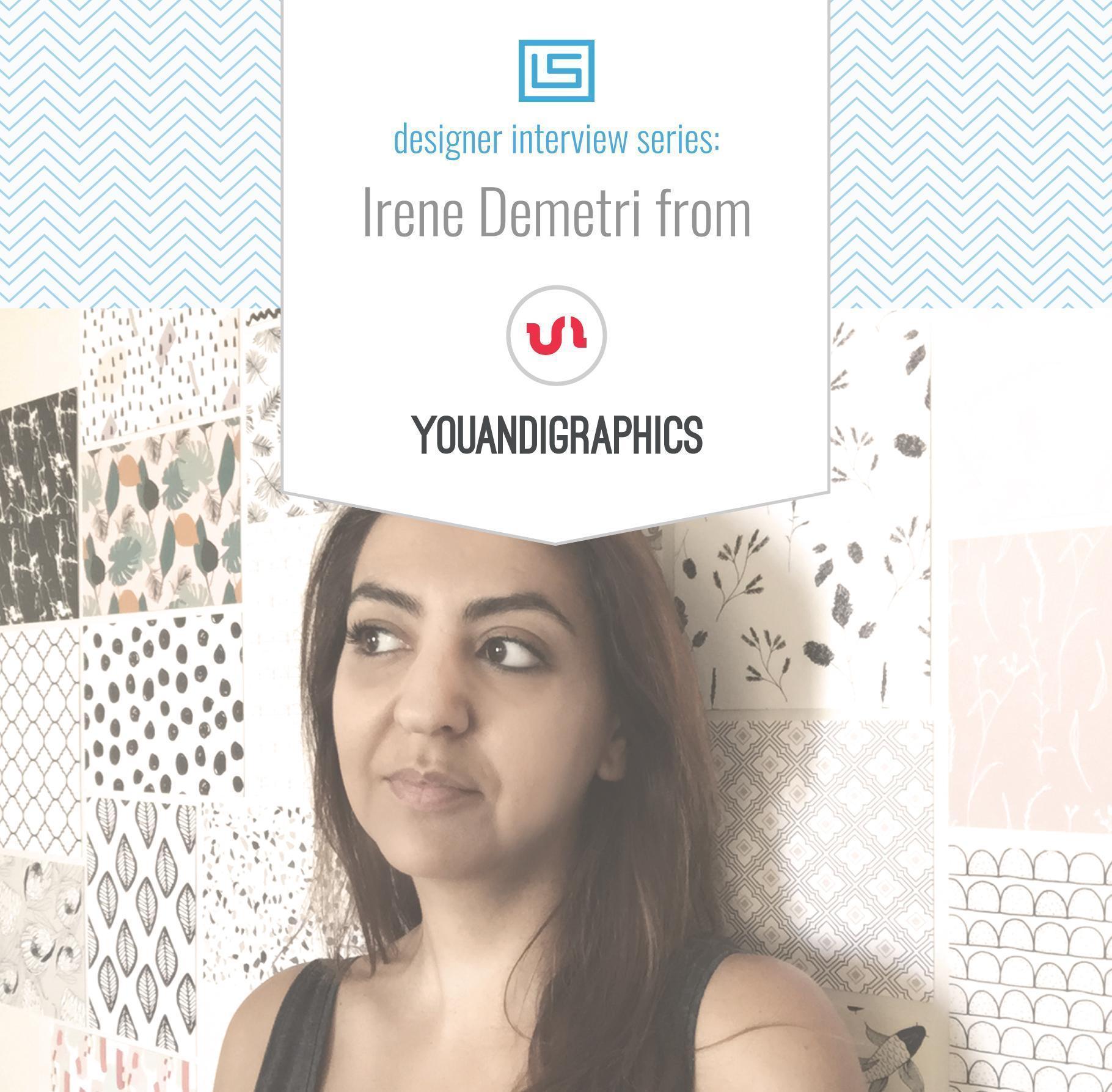 Irene Demetri Interview