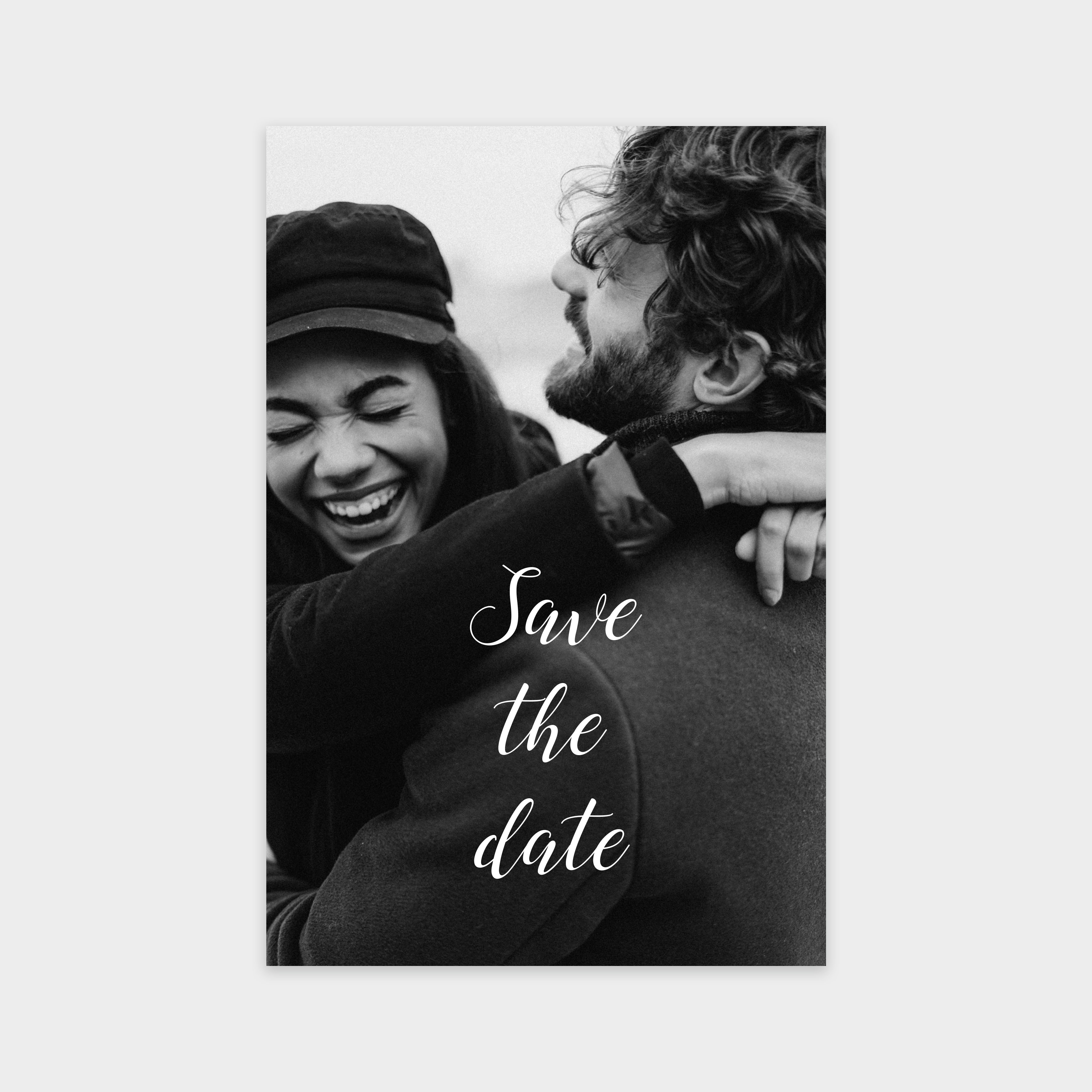 Save the date Promesse
