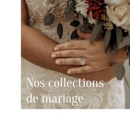 Nos collections de mariage