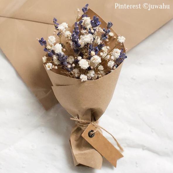 Fleurs séchées mariage