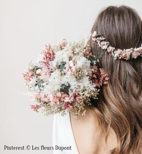 Fleurs à partager