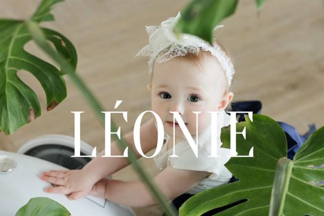 prénoms léonie