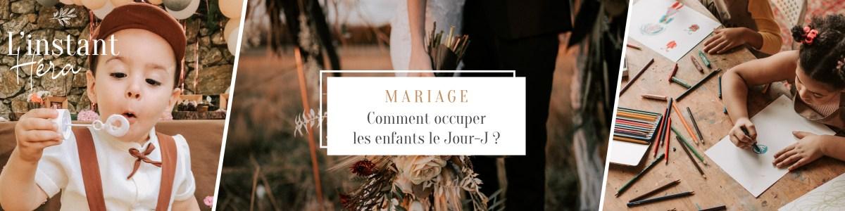 Mariage : Comment occuper les enfants le Jour-J ?