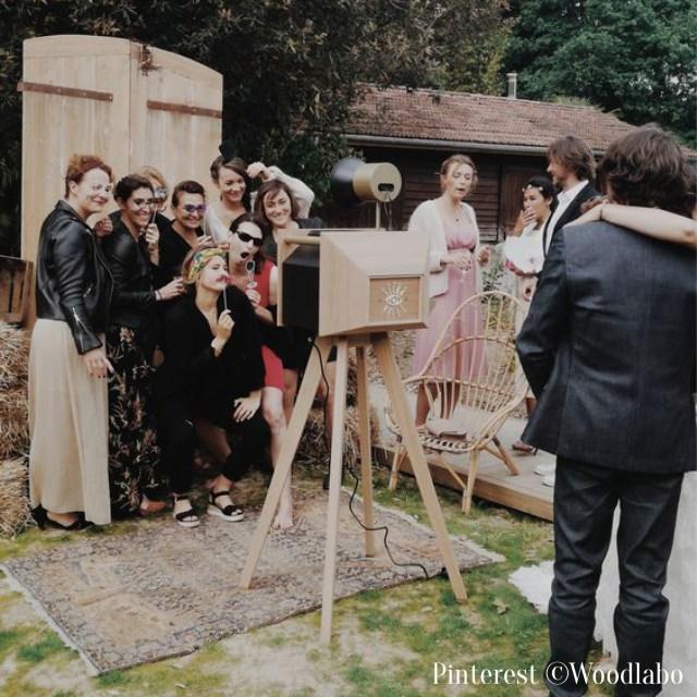 Photobooth de mariage-Borne photo