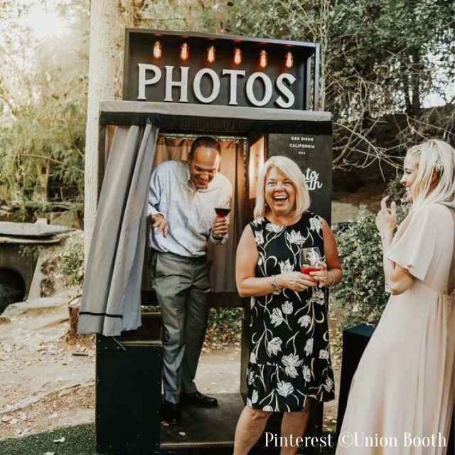 Photobooth de mariage-Cabine photo