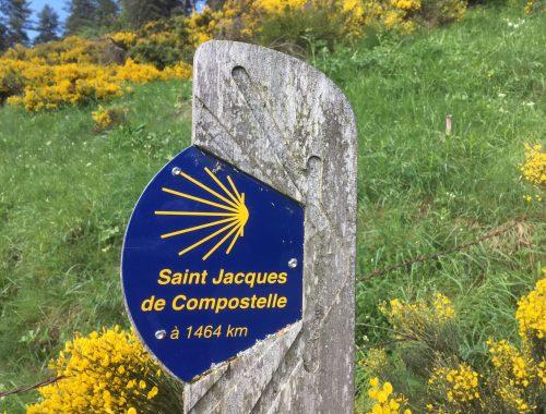 GR65 Chemin de Compsotelle