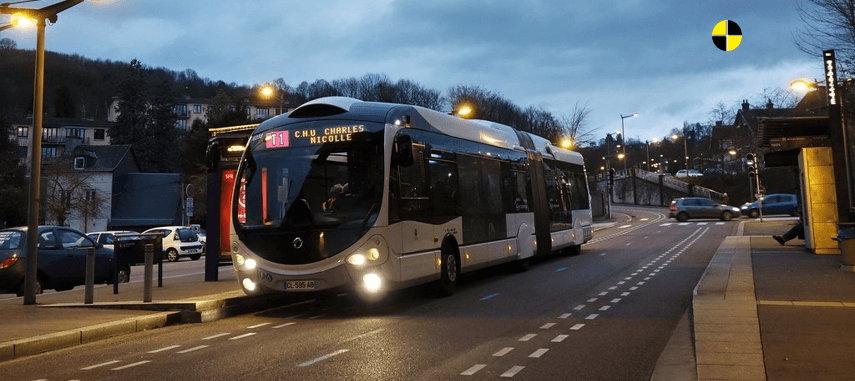 Tcar universal security transport en commun